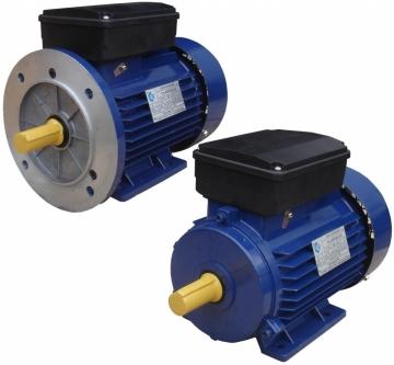 Габаритные и установочно-присоединительные размеры электродвигателей АИРЕ  220В