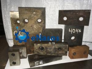 Ножи для станка рубочного под заказ GQ-40,50 СМЖ-172, 322 Sime