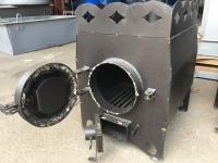 Печь-булерьян ЧГ-100 каменка стандарт