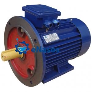 Электродвигатель АИР 160 S2 фланец+лапы, 15 кВт, трехфазный, 3000 об/мин