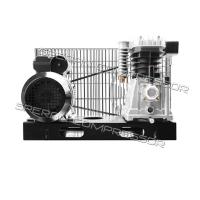 Вузол головка + ел. двигун, опорна плита SBN-Н2065В (10 атм. 170 л / хв. 1,1 кВт 220 В)