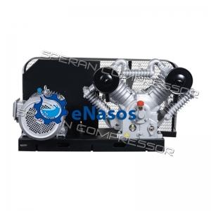 Узел головка+эл. двигатель , опорная плита SBN-W3065SВ (10 атм. 360 л/мин. 3,0 кВт. 380 В)