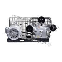 Вузол головка + ел. двигун, опорна плита SBN-W3090SВ (10 атм. 900 л / хв. 7,5 кВт. 380 В)