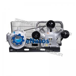Узел головка+эл. двигатель , опорная плита SBN-W3090SВ (10 атм. 900 л/мин. 7,5 кВт. 380 В)