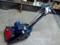 Ремонт паркето-шлифовальной машинки СО-206, запчасти